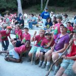 Pack 360 Goes to Summer Cub Scout Camp at Josepho